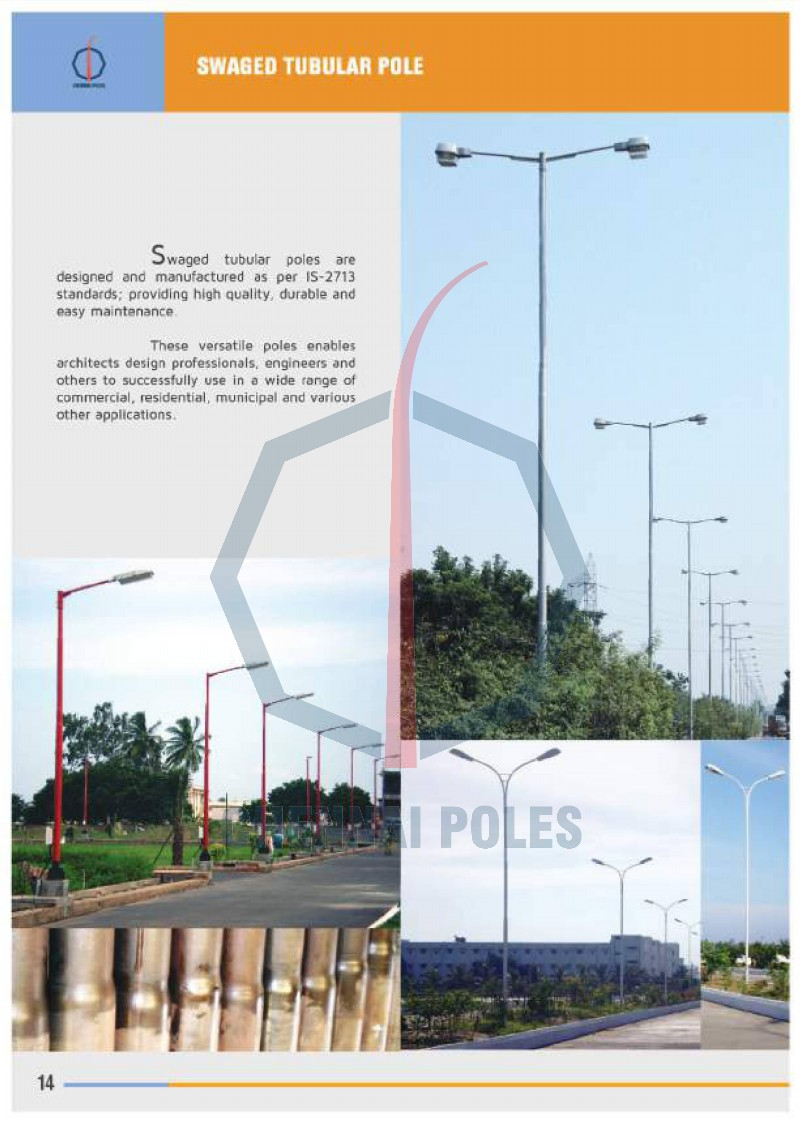 Chennai poles private limited signal poles and camera poles arubaitofo Image collections