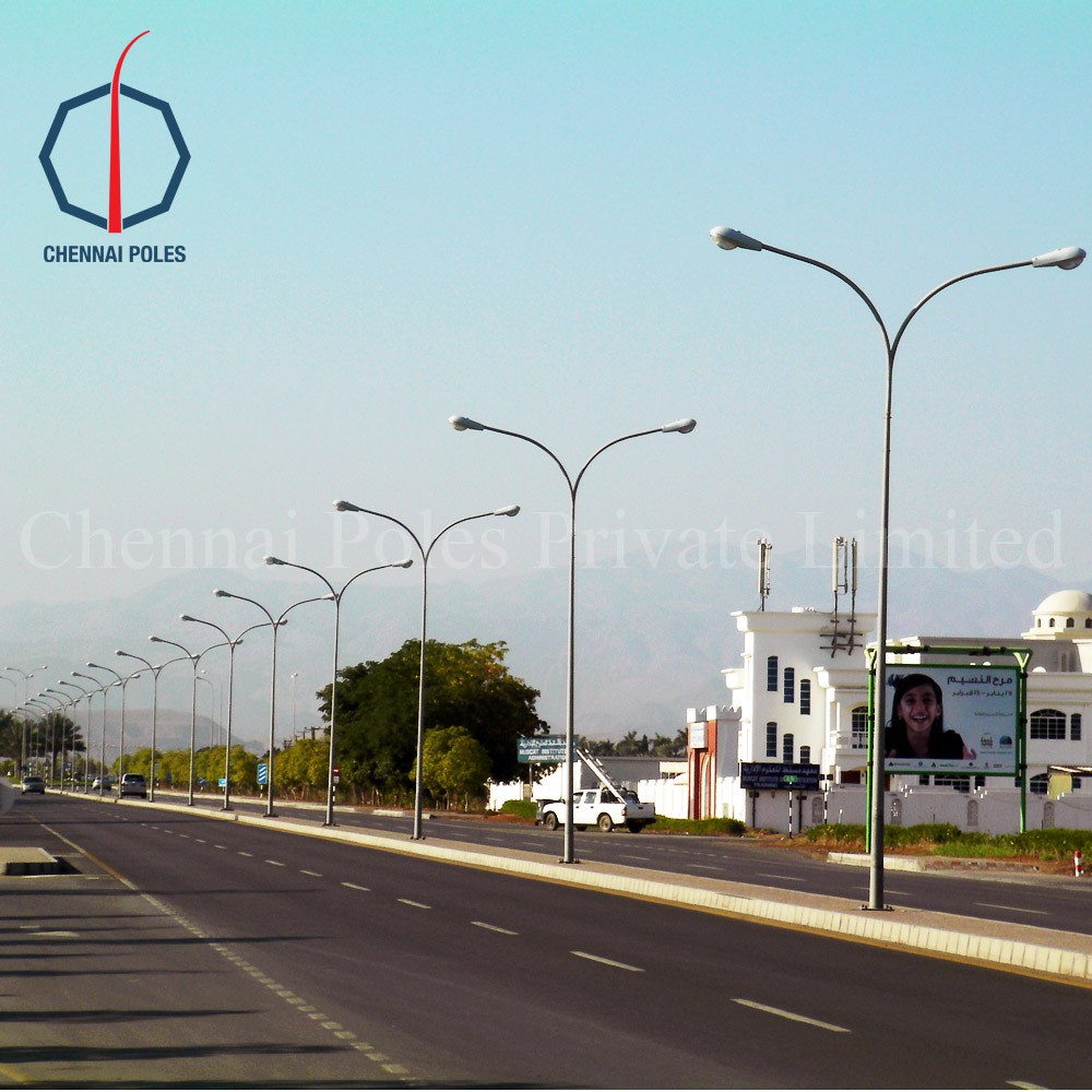 Conical Pole - Chennai Poles Private Limited